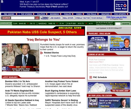 FOX News - Oct 14, 2004